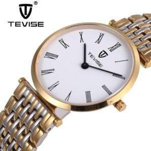 Наручные часы TEVISE (Ultra-thin Roman steel strip)