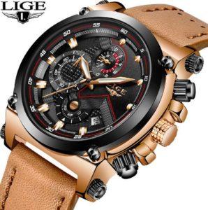 Наручные часы LIGE (9856)