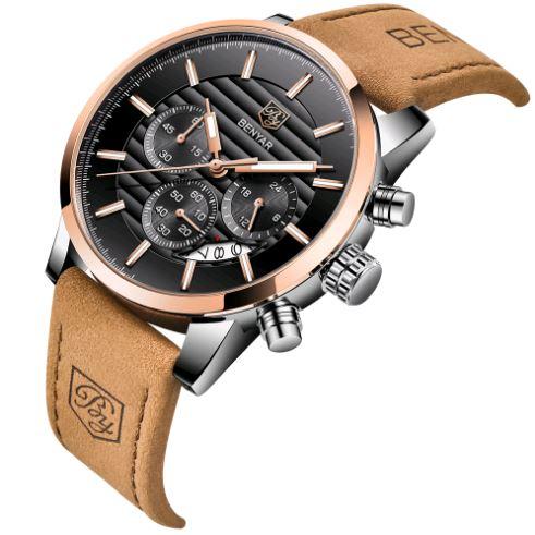 Наручные часы BENYAR (BY-5104X black) 1