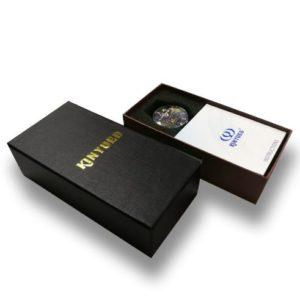 Наручные часы KINYUED (модель J014 Black)