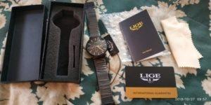 Наручные часы LIGE (LG9868)