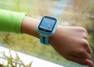 смартфон (планшет) ребенка смарт-часы